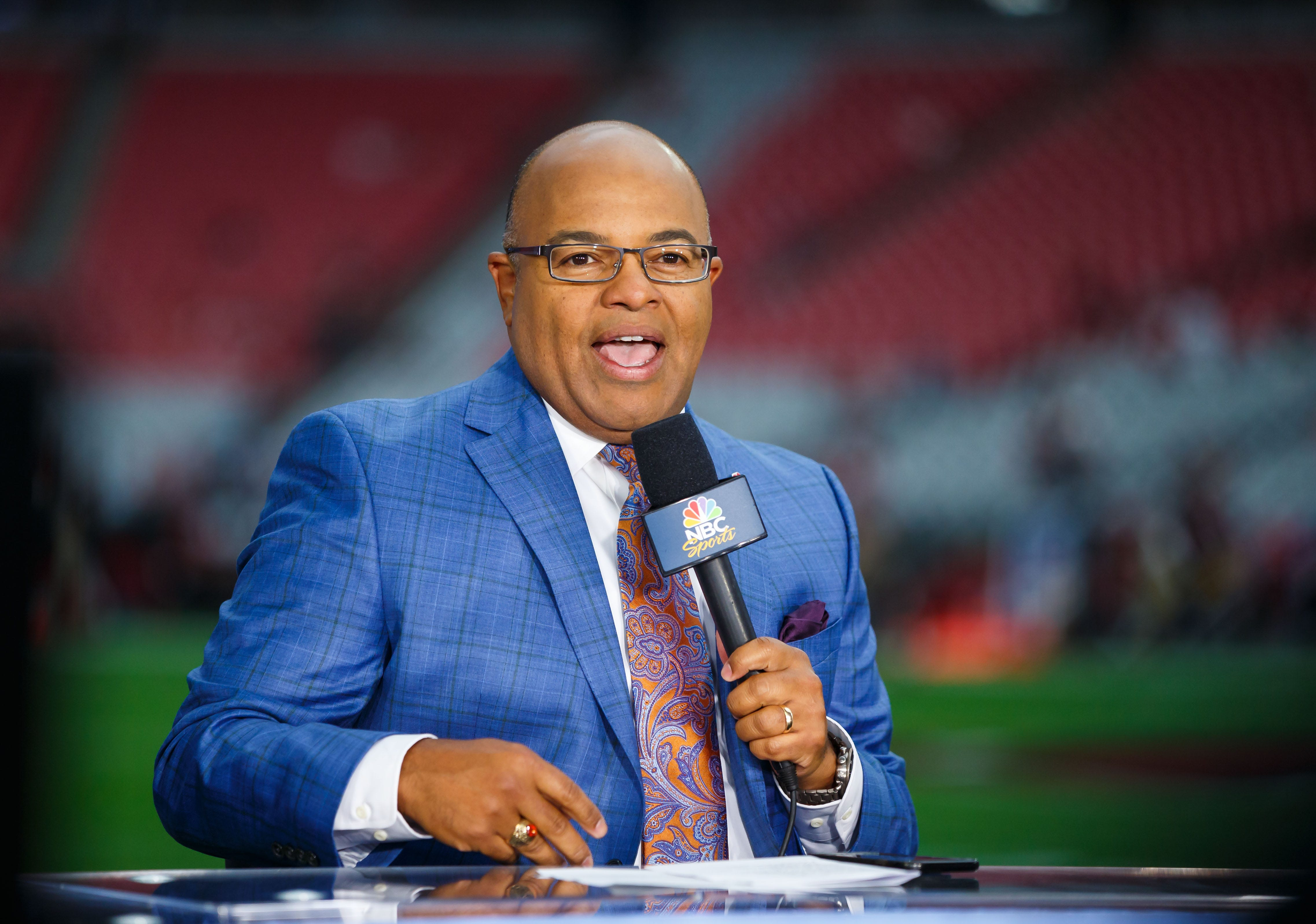 NBC Sports broadcaster Mike Tirico to host NHL's Winter Classic and All-Star Game