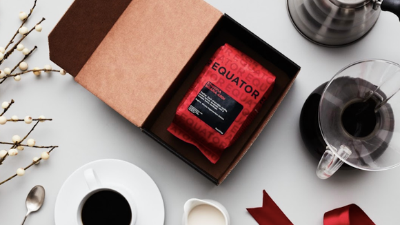 Any coffee lover will love getting this on their doorstep.