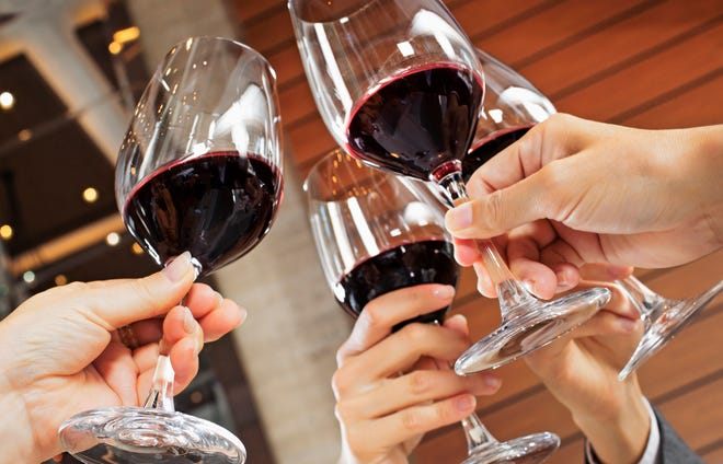 Red wine in moderation can have some health benefits