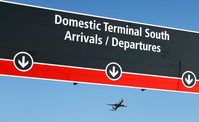 Holiday travel should not be impacted by the partial federal government shutdown since federal employees at the nation's airports and borders remain on the job.