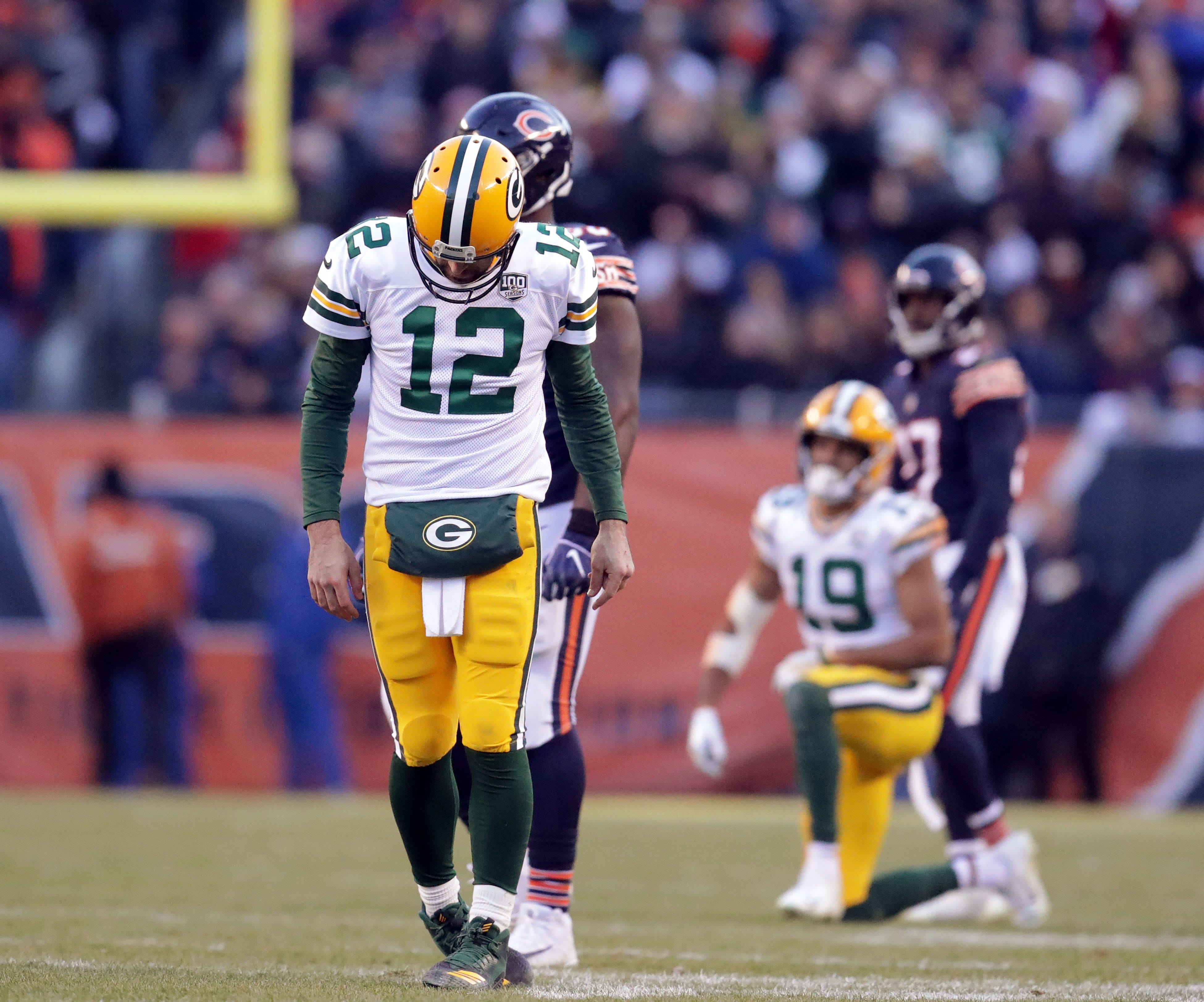 Aaron Rodgers among fantasy football playoffs' biggest disappointments