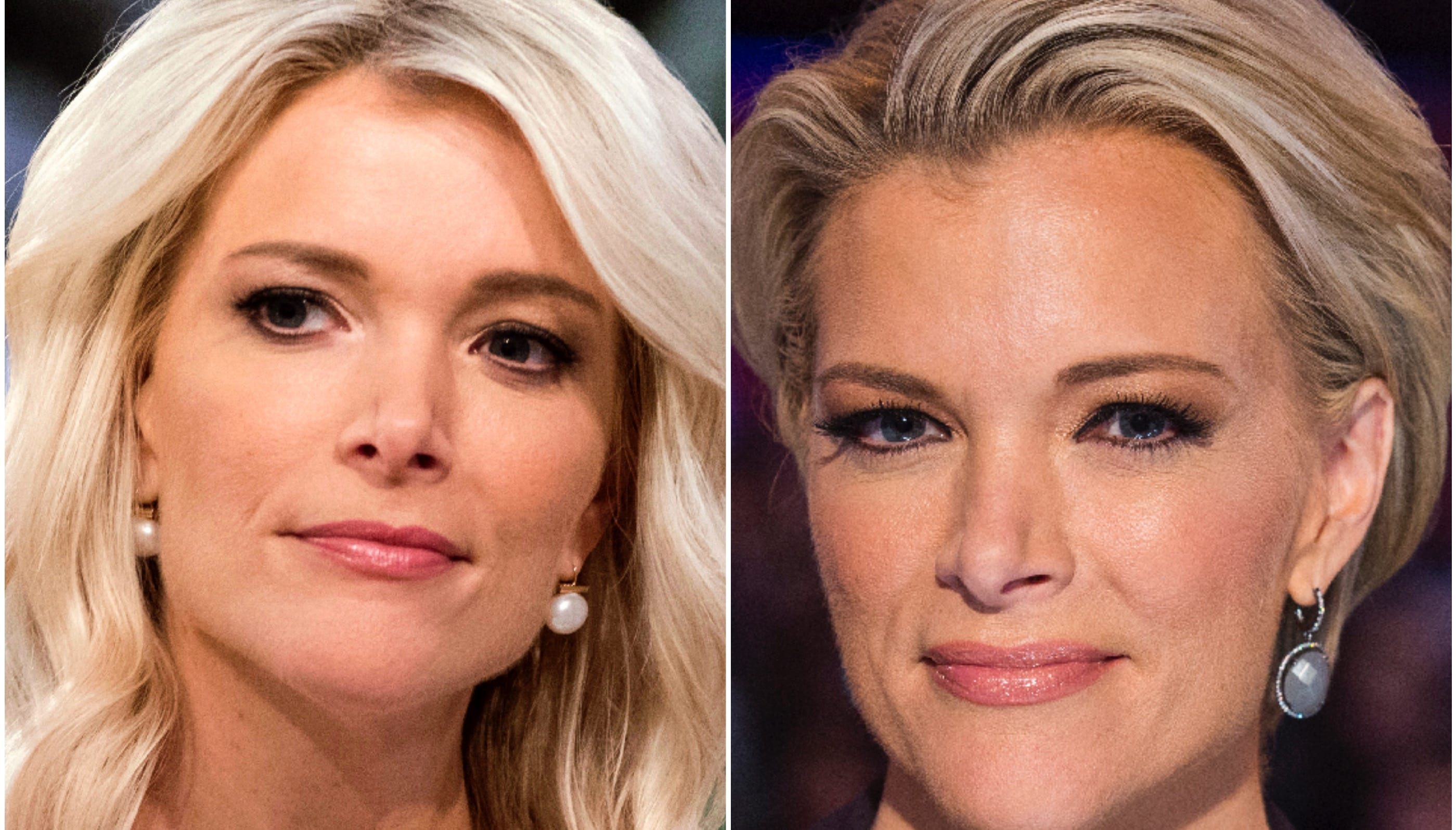 Megyn Kelly has reset the clock back to 2016, at least as far as her look is concerned.