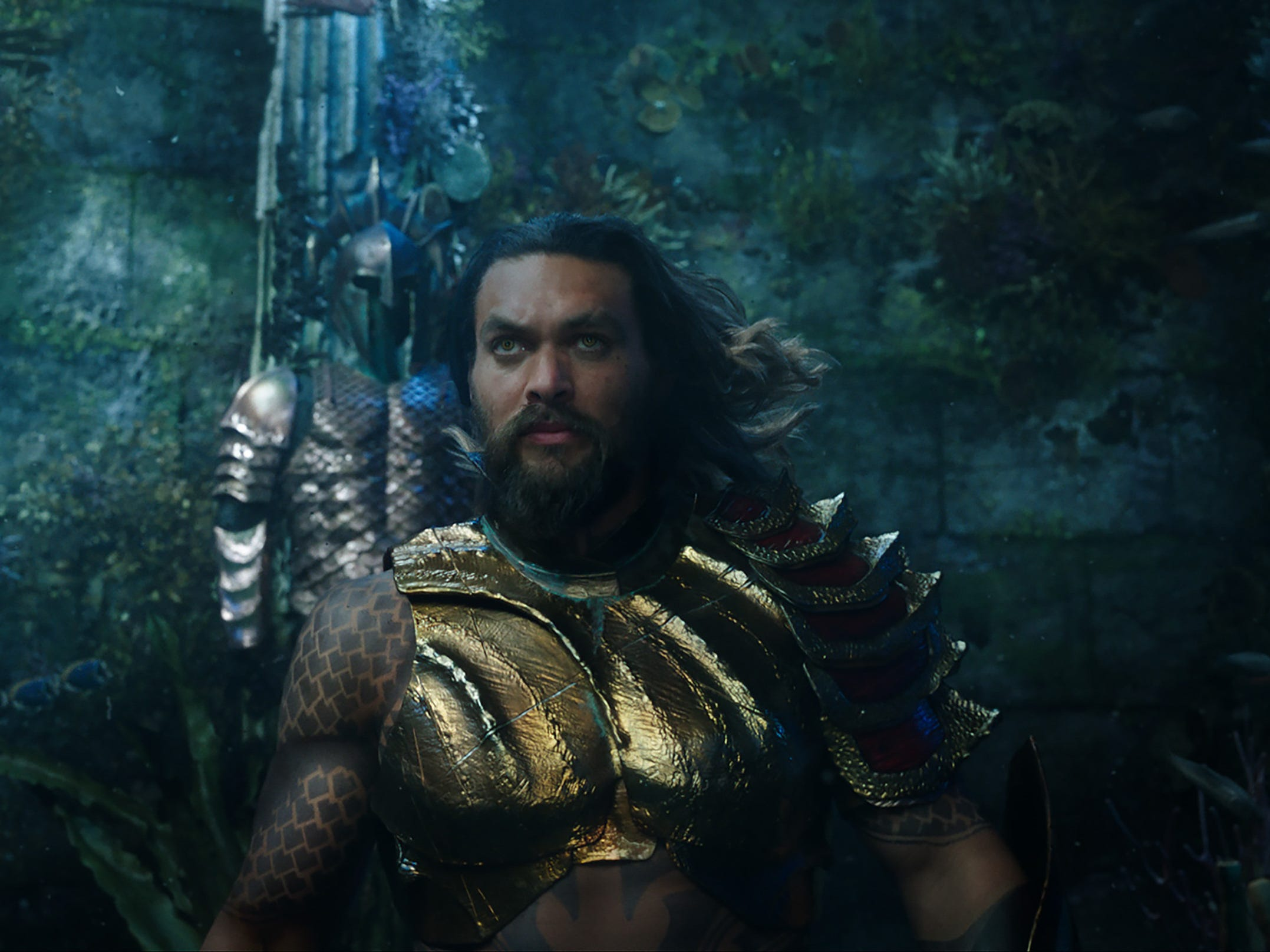 'Aquaman': A viewer's guide to the 'weird avant-garde theater' superhero epic