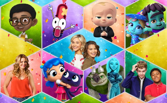 "Netflix allows kids to celebrate the New Year's ""midnight"" countdown with their favorite shows."