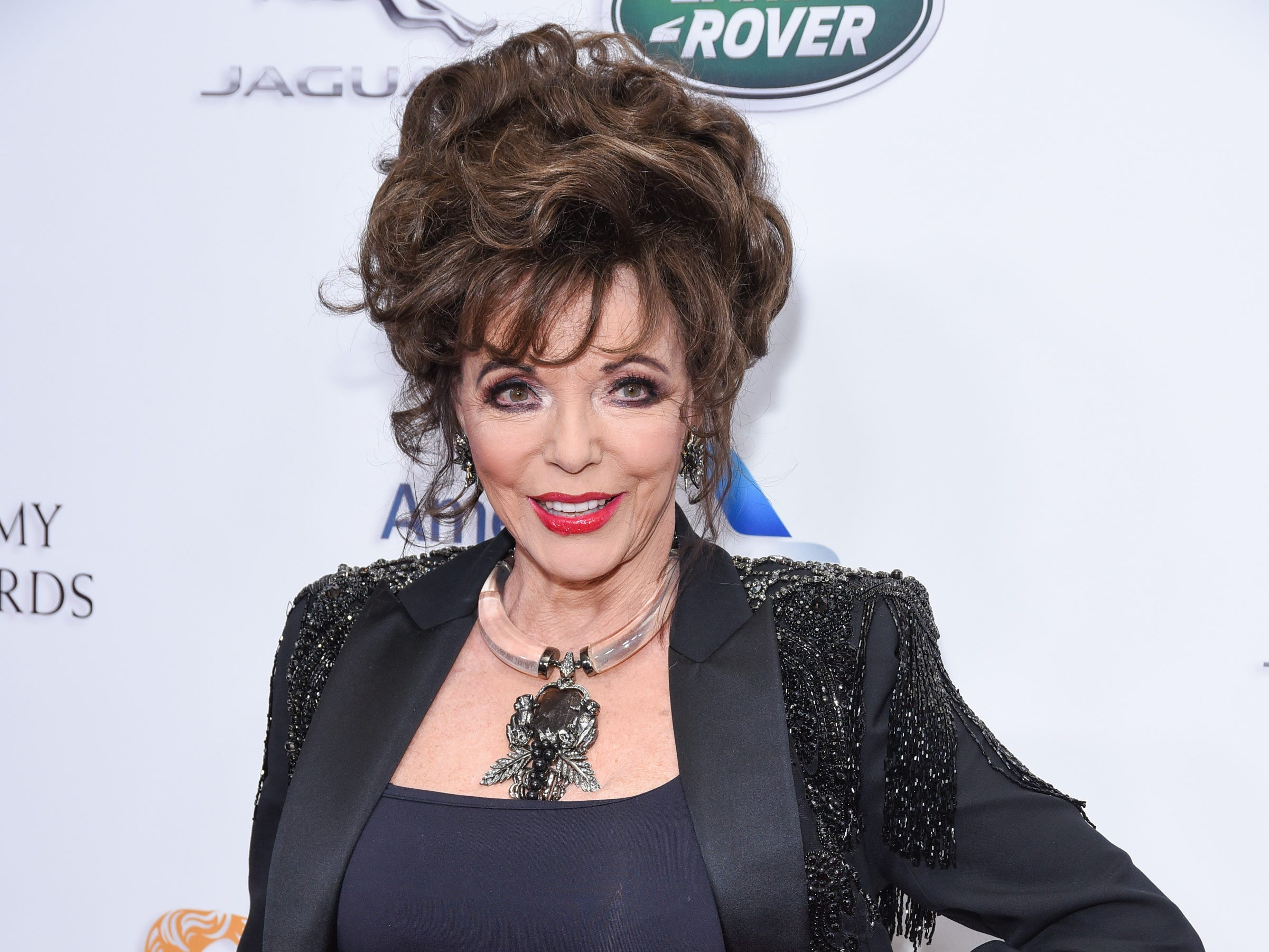"Joan Collins says that the furor over ""Baby, It's Cold Outside"" shows that consent culture is out of control."