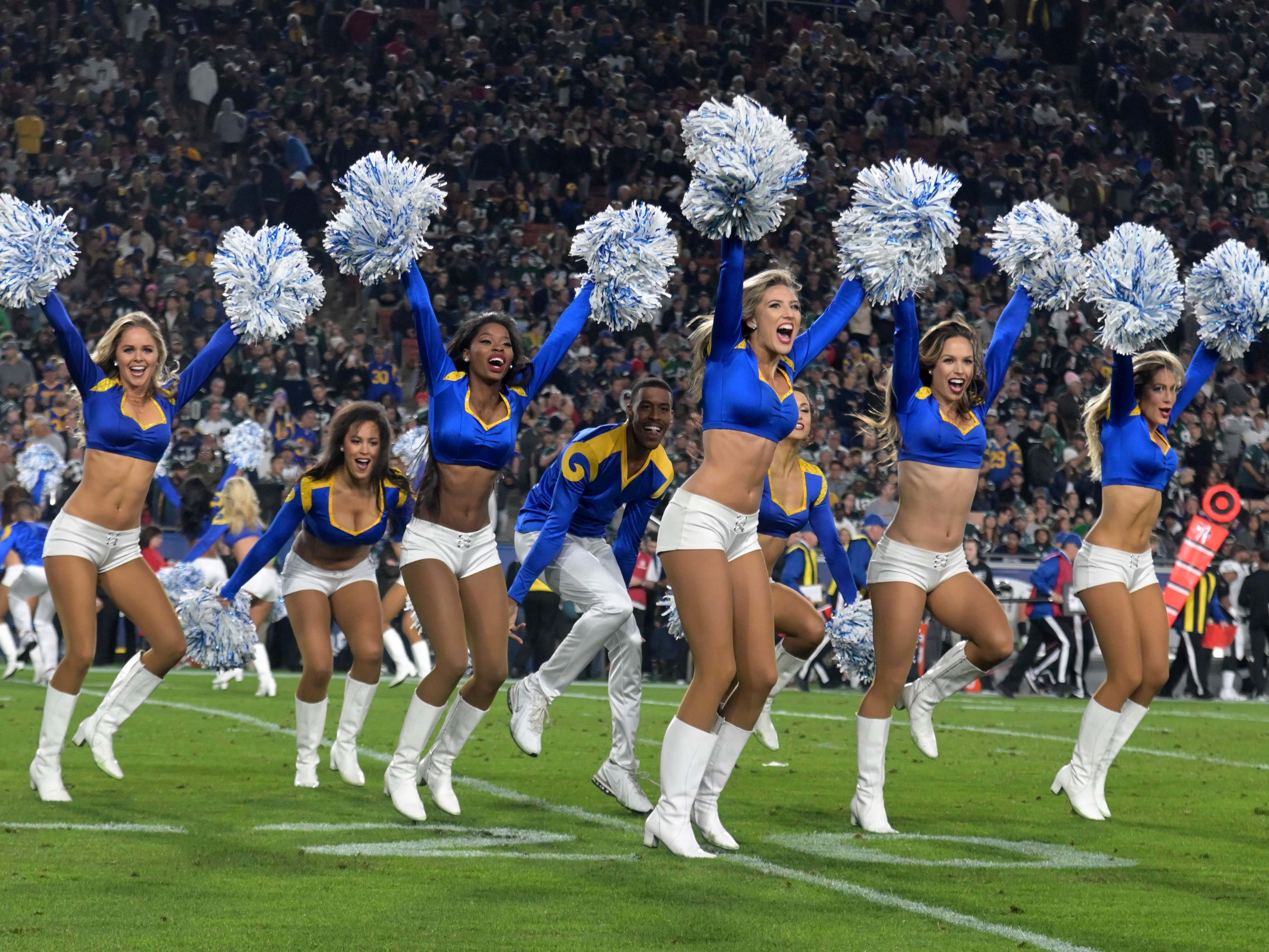 Week 15: Los Angeles Rams
