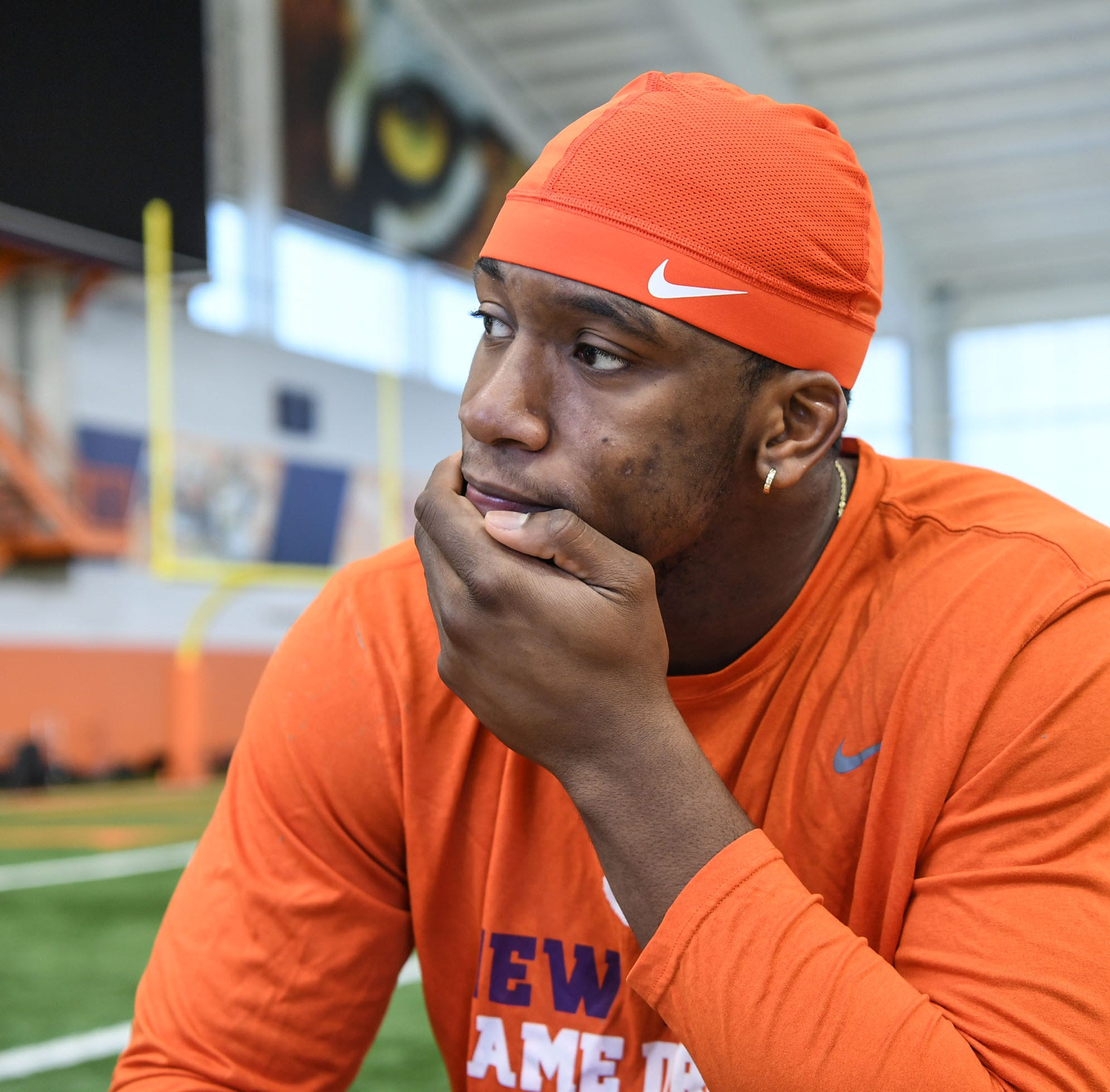No matter how you say it, Clemson football star Clelin Ferrell has look of top NFL draft pick