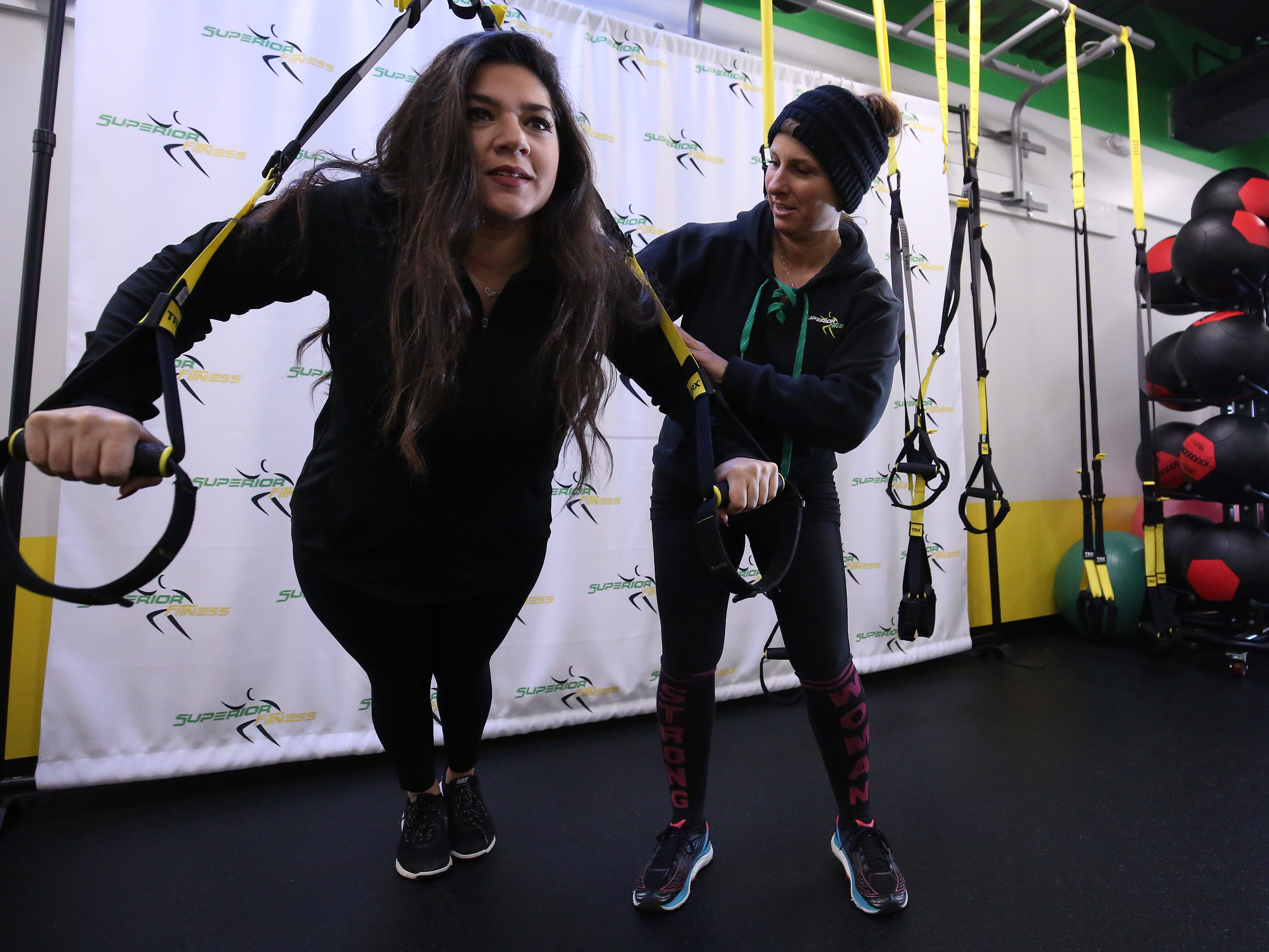 Superior Fitness in Toms River came from teacher's love for exercise