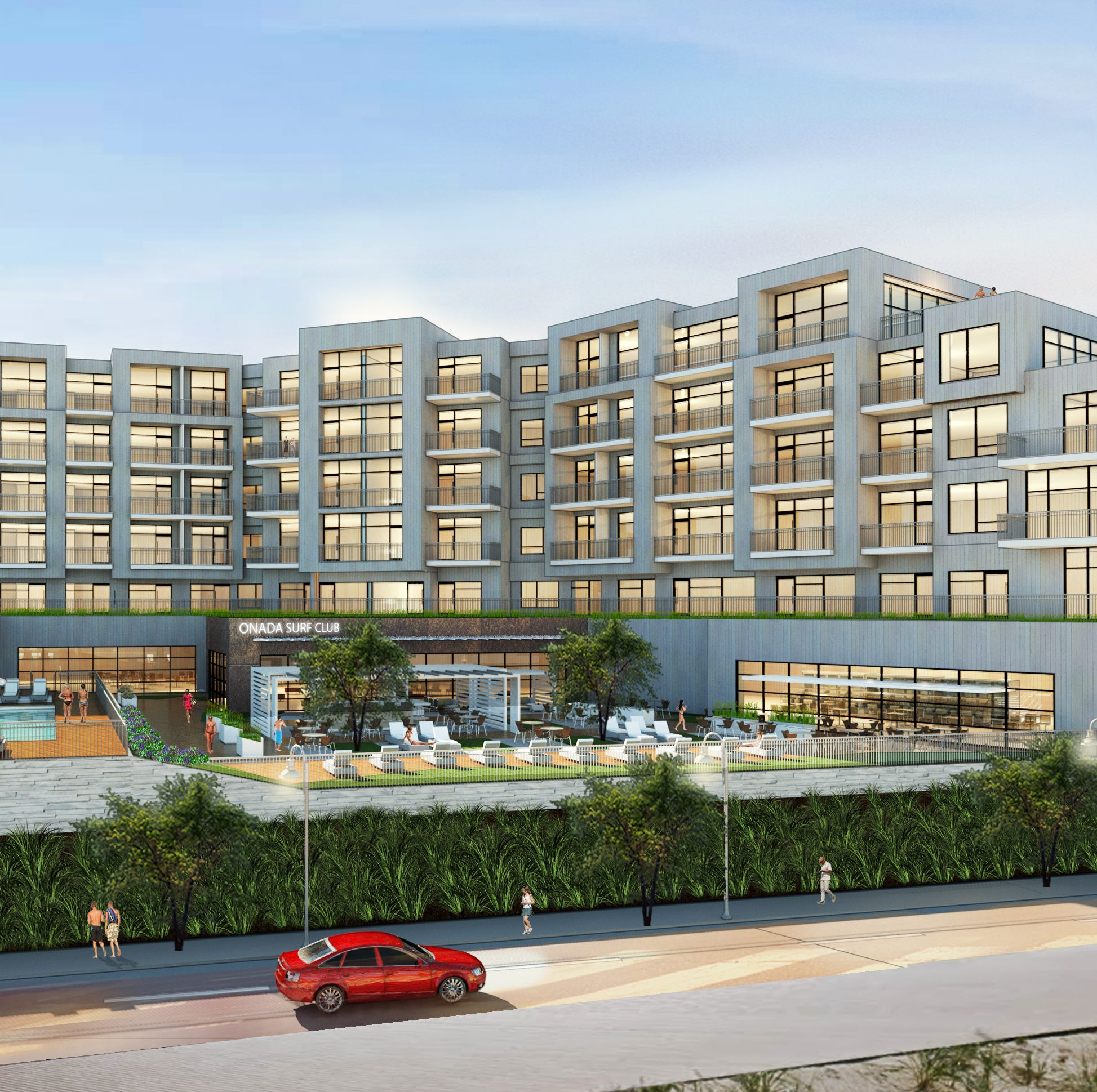 Long Branch approves Kushner Cos.' 102-room Onada Surf Club