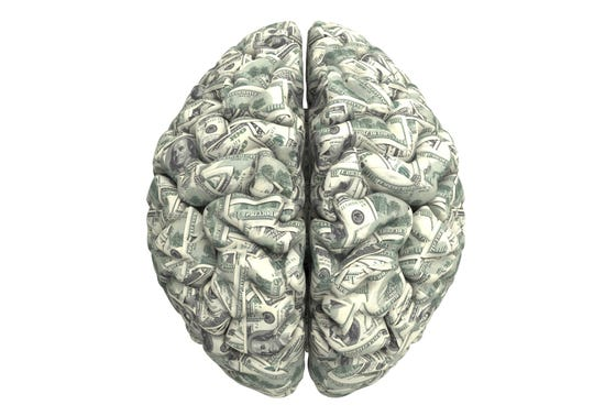 Psychology plays a big role in how we view money, but some of what we think is true might not be so.