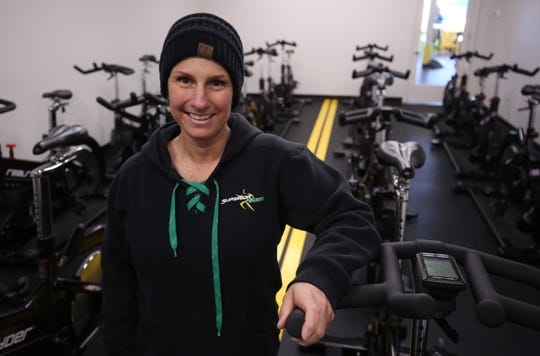 Michelle Miraglia-Scutti, owner of Superior Fitness in Toms River.