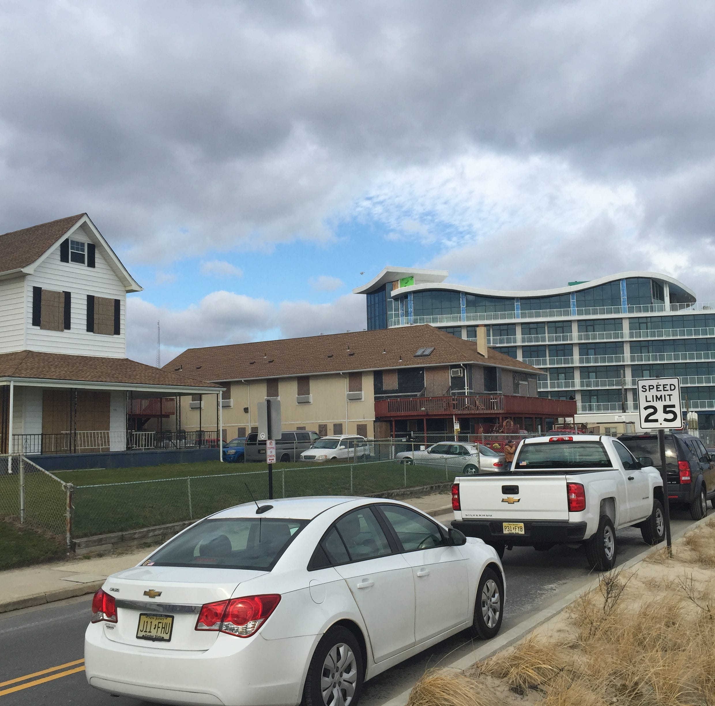 Kushner Cos. seeks OK for 102-room Long Branch oceanfront hotel