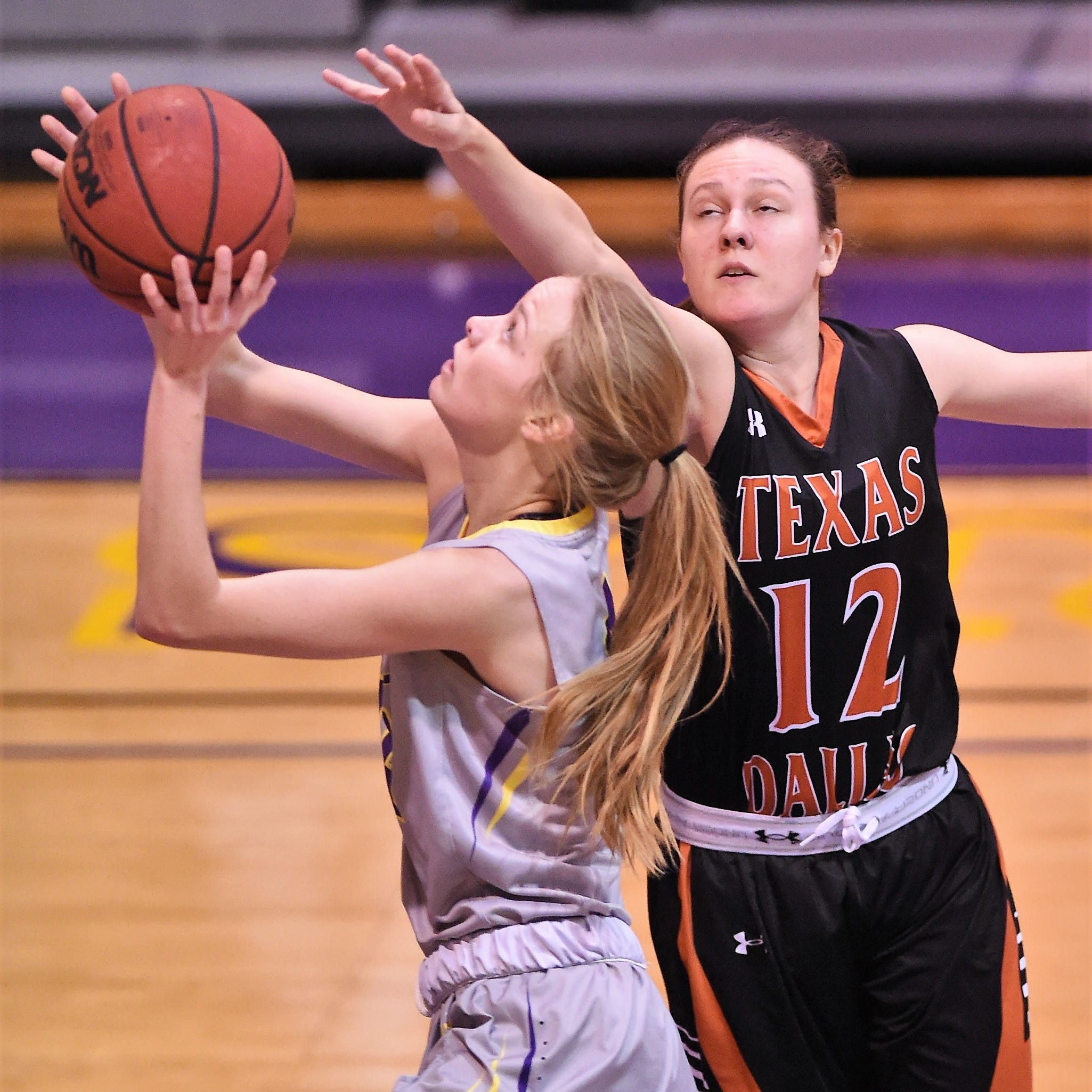 Ritchie, Hardin-Simmons women's basketball storm past Concordia