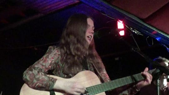 "Alex Creamer released her debut album ""Shaking the Shelter"" with a performance in February at Cyber Cafe West in Binghamton."