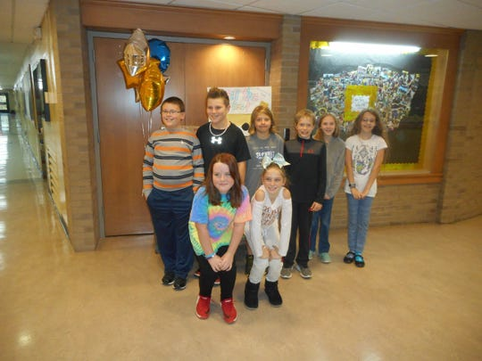 From Oct. 23-Nov. 3, students, staff and community members of the Windsor central School District collected good as part of the Fill the Bus food drive.