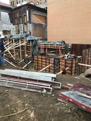 Suny Broome Construction