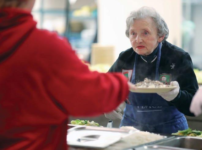 Free Community Meals Fill Community Need