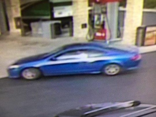 Cocoa police are looking for suspects in lottery ticket thefts