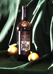 1. Wine of the Year: Faust 2016 Napa Valley Cabernet Sauvignon