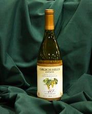 3. Grgich Hills 2014 Chardonnay 40th Anniversary, Napa