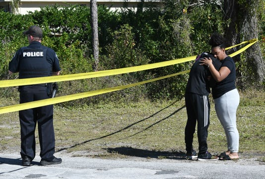 Fatal Shooting In Palm Bay