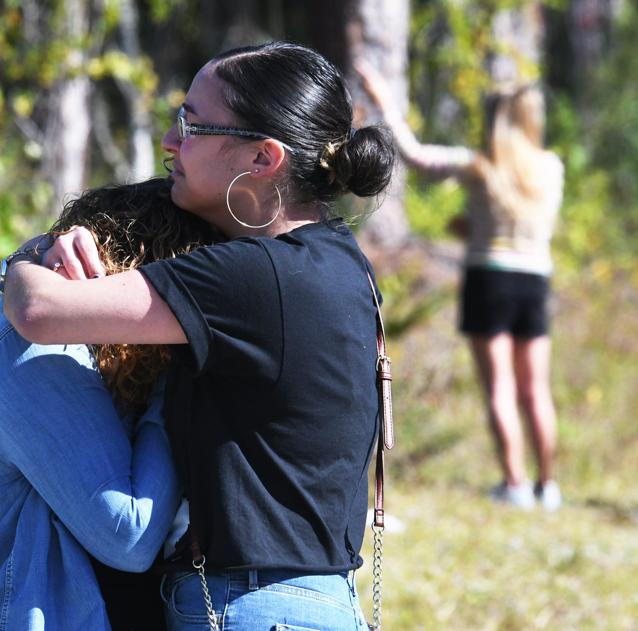 Shooting investigated at Palm Bay condo