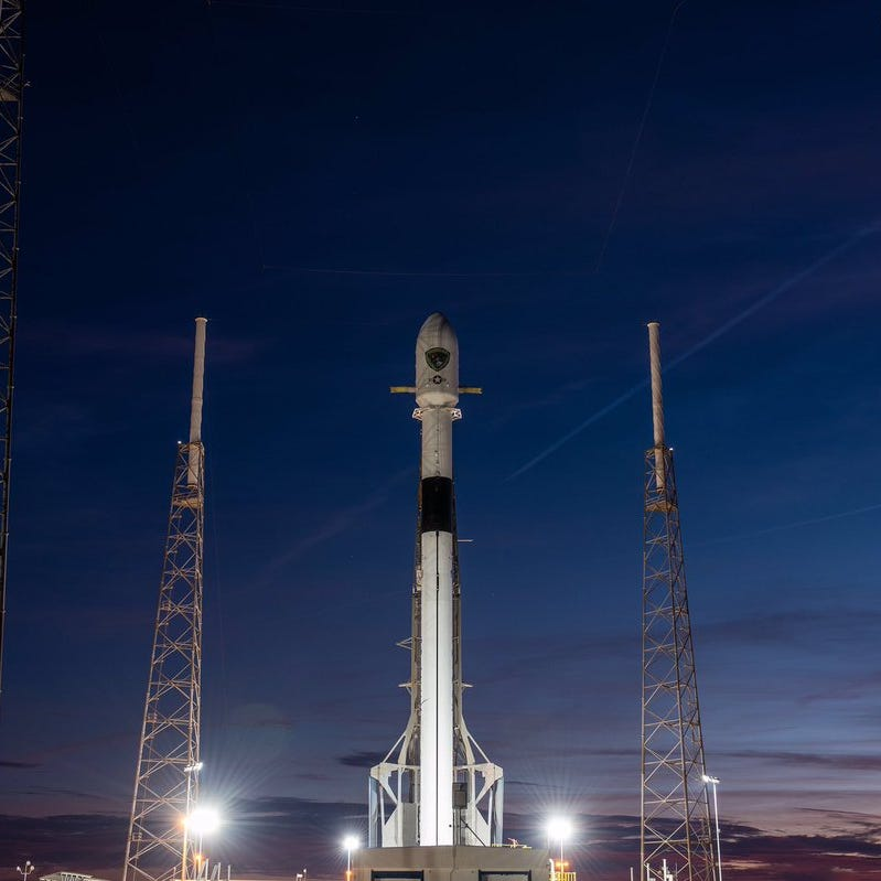 How to watch SpaceX's first-ever GPS satellite launch from Florida