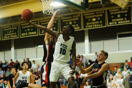 Rutland Vs Rice Boys Basketball 12 17 18