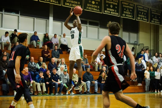 Rutland Vs Rice Boys Basketball 12 17 18