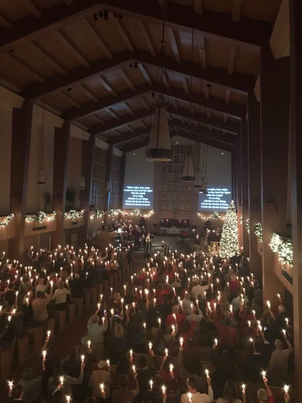 First United Methodist Church is among the area churches offering Christmas Eve worship services.