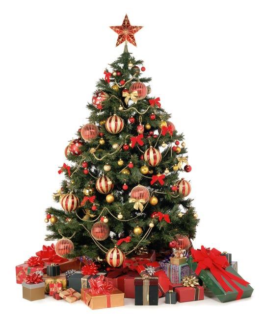 Stockimagechristmastree