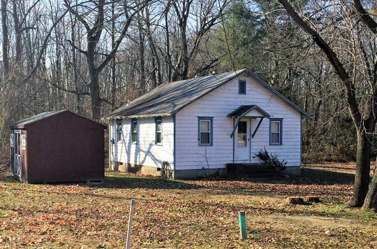 An old house will be removed as part of an upgrade for the arts center at Croft Farm in Cherry Hill.
