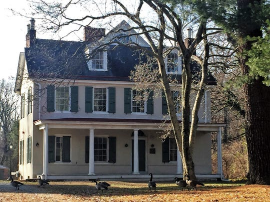 Cherry Hill officials plan to expand an arts center at historic Croft Farm.