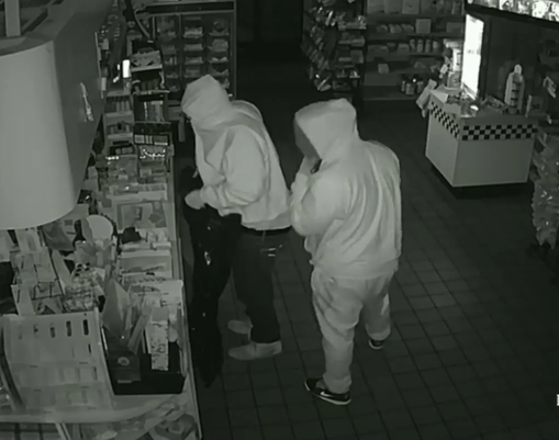 Pantry One Burglary