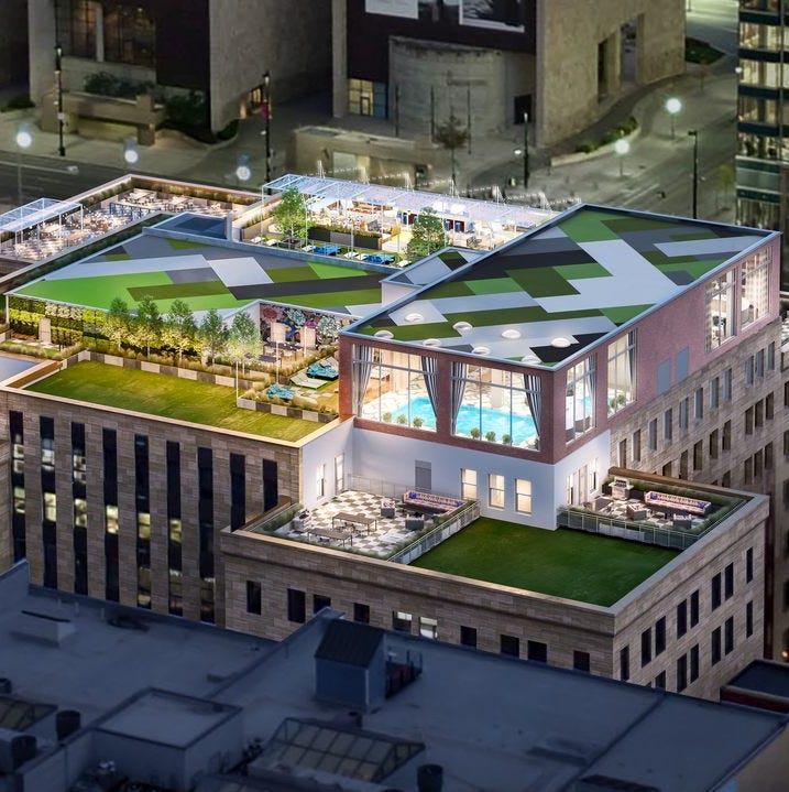 New rooftop restaurant and bar set to open in Downtown Cincinnati
