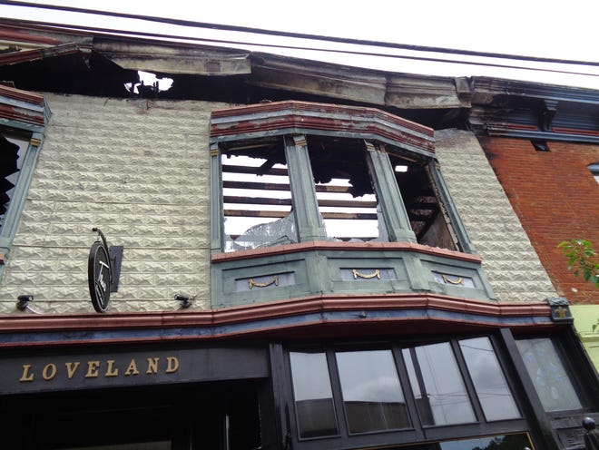 A fire sprinkler system could have saved Tano's Bistro from the devastating fire damage on Memorial Day 2017.