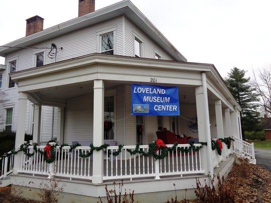The fire sprinkler installation assistance program could help preserve all of Loveland's history stored at the Loveland Museum Center.