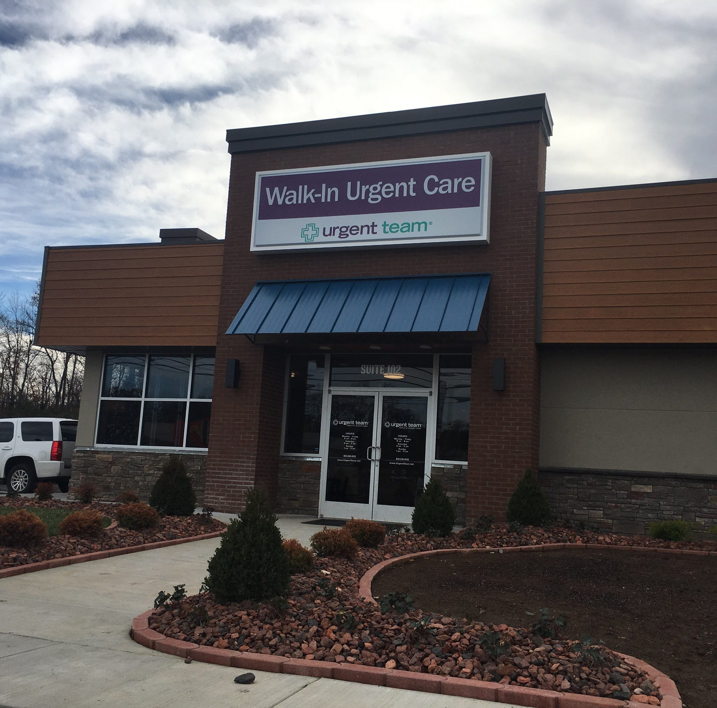 Clarksville's second Urgent Team walk-in clinic opens