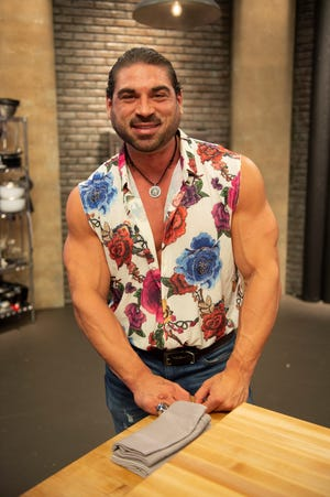 """Brett Azar will compete on this season of """"Worst Cooks in America."""""""