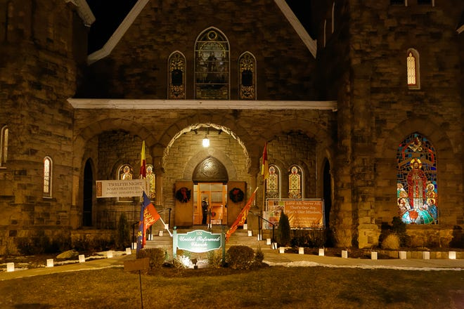 The Central Jersey Twelfth Night Boar's Head Festival will be held at 4 p.m. on Sunday, Jan.6, at United Reformed Church, 100 W. Main St., Somerville.
