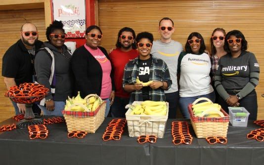 Amazon funds new breakfast program for more than 1,900 Edison High School students