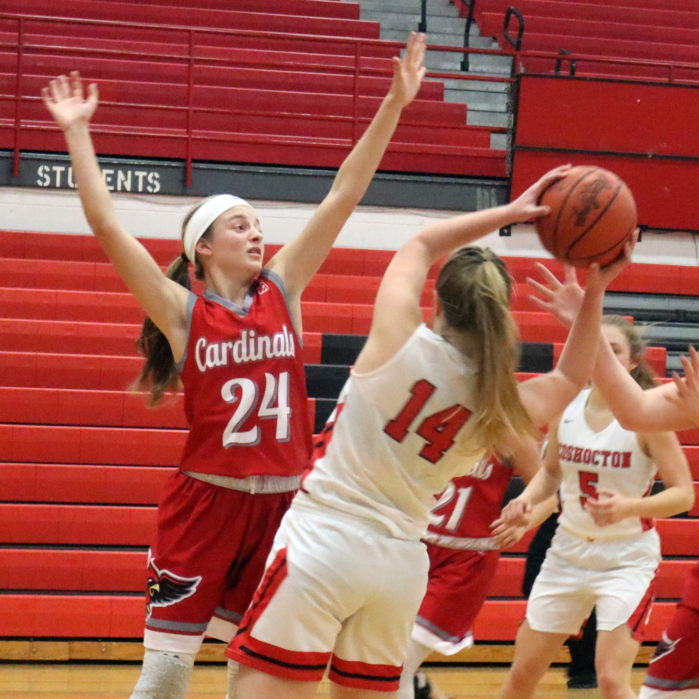 Slow start dooms Coshocton