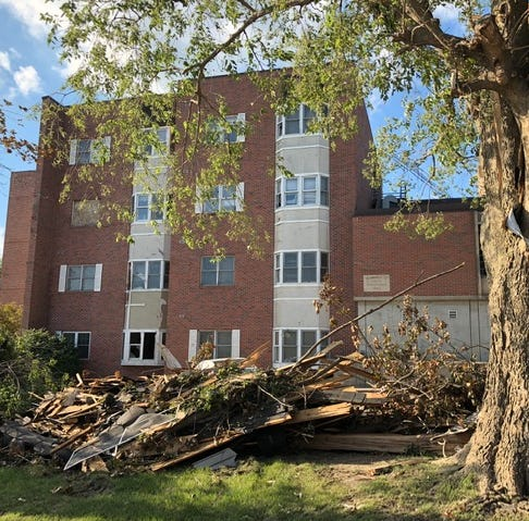 A tornado forced these elderly residents from their apartments. Then they were hit with huge moving bills. Should they have to pay?