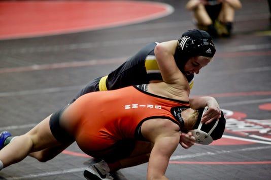Girls' wrestling 4
