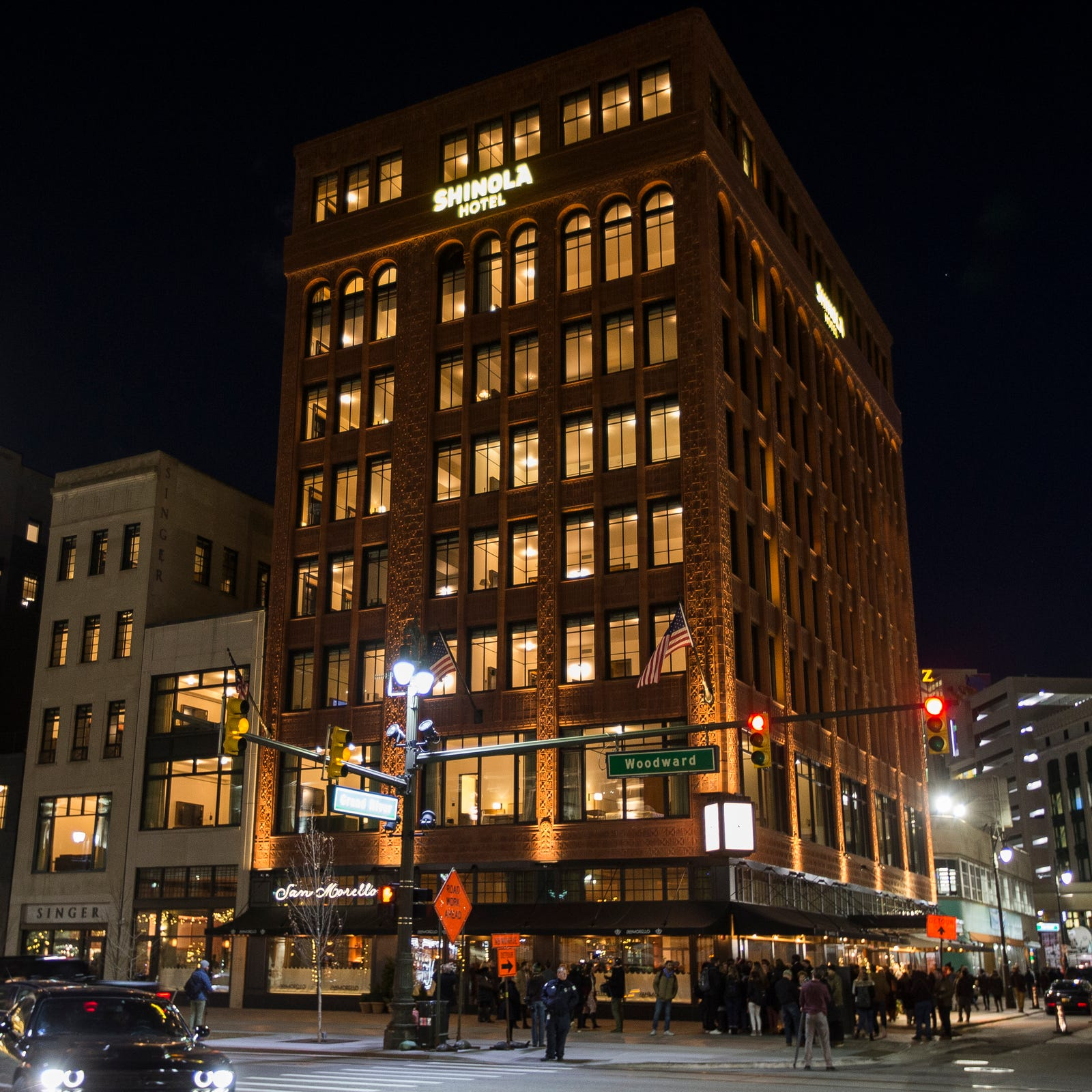 Detroit's Shinola Hotel makes Conde Nast world hot list