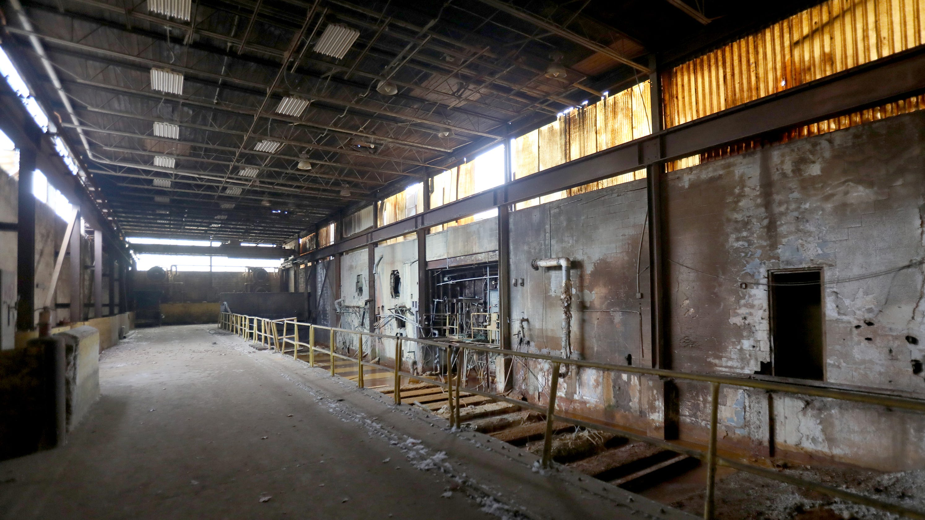 Ferndale's next hot spot could be a gutted factory