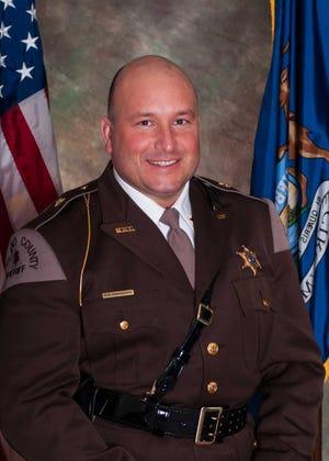 Midland County Sheriff Scott Stephenson