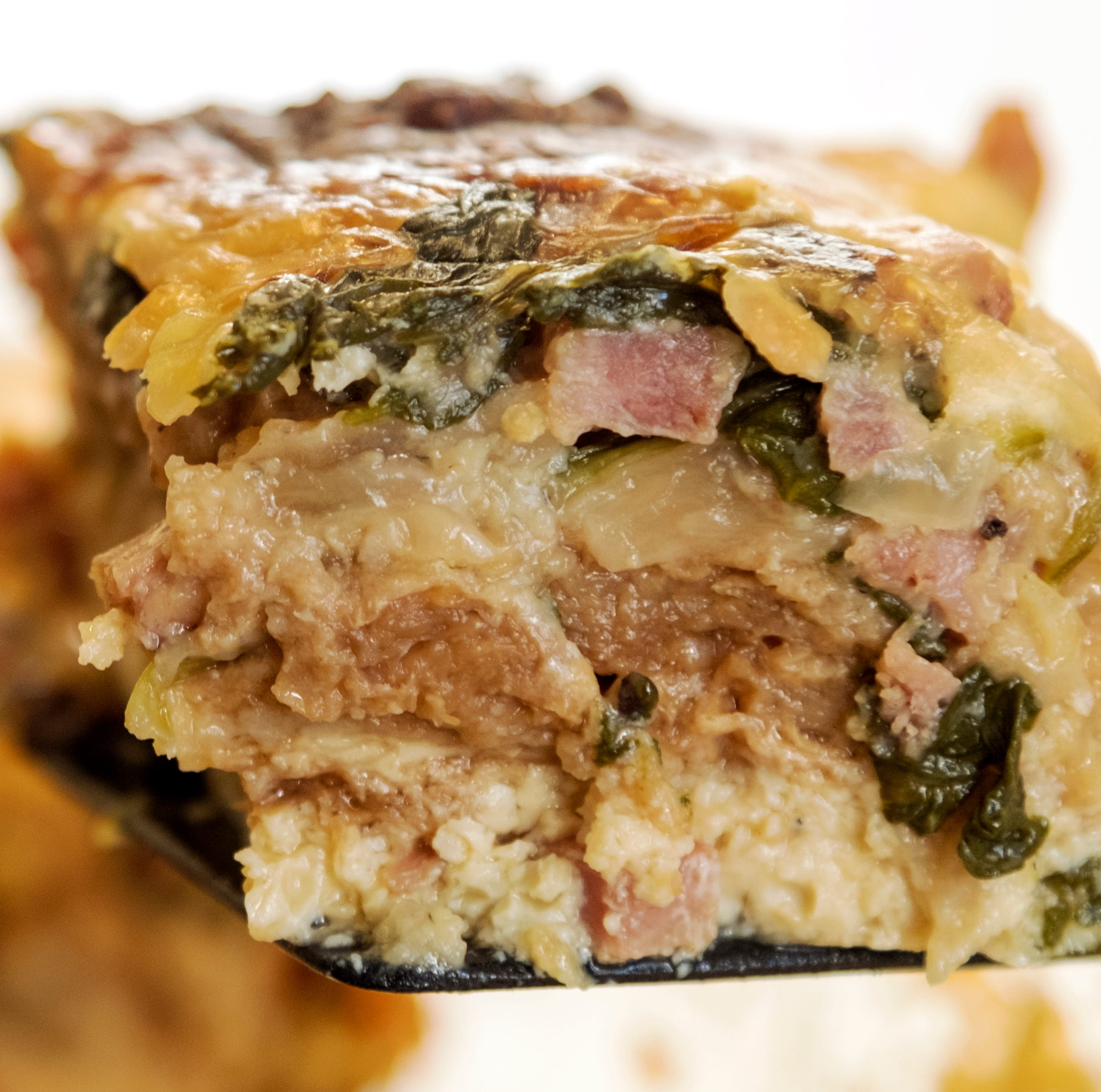 Easy breakfast casseroles are big time savers during the holidays