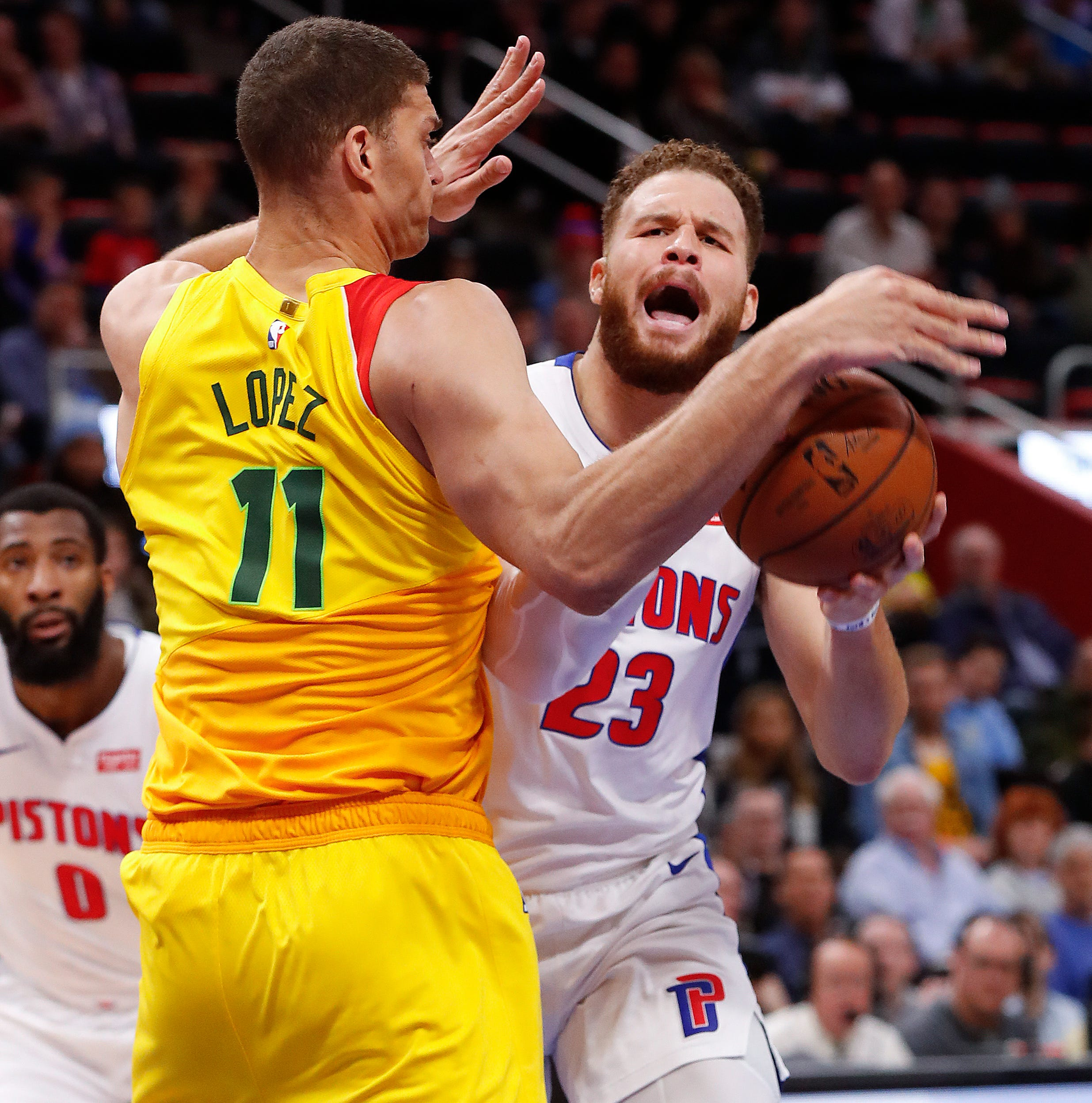 Pistons mailbag: Pistons work on plans to build around Griffin, within cap