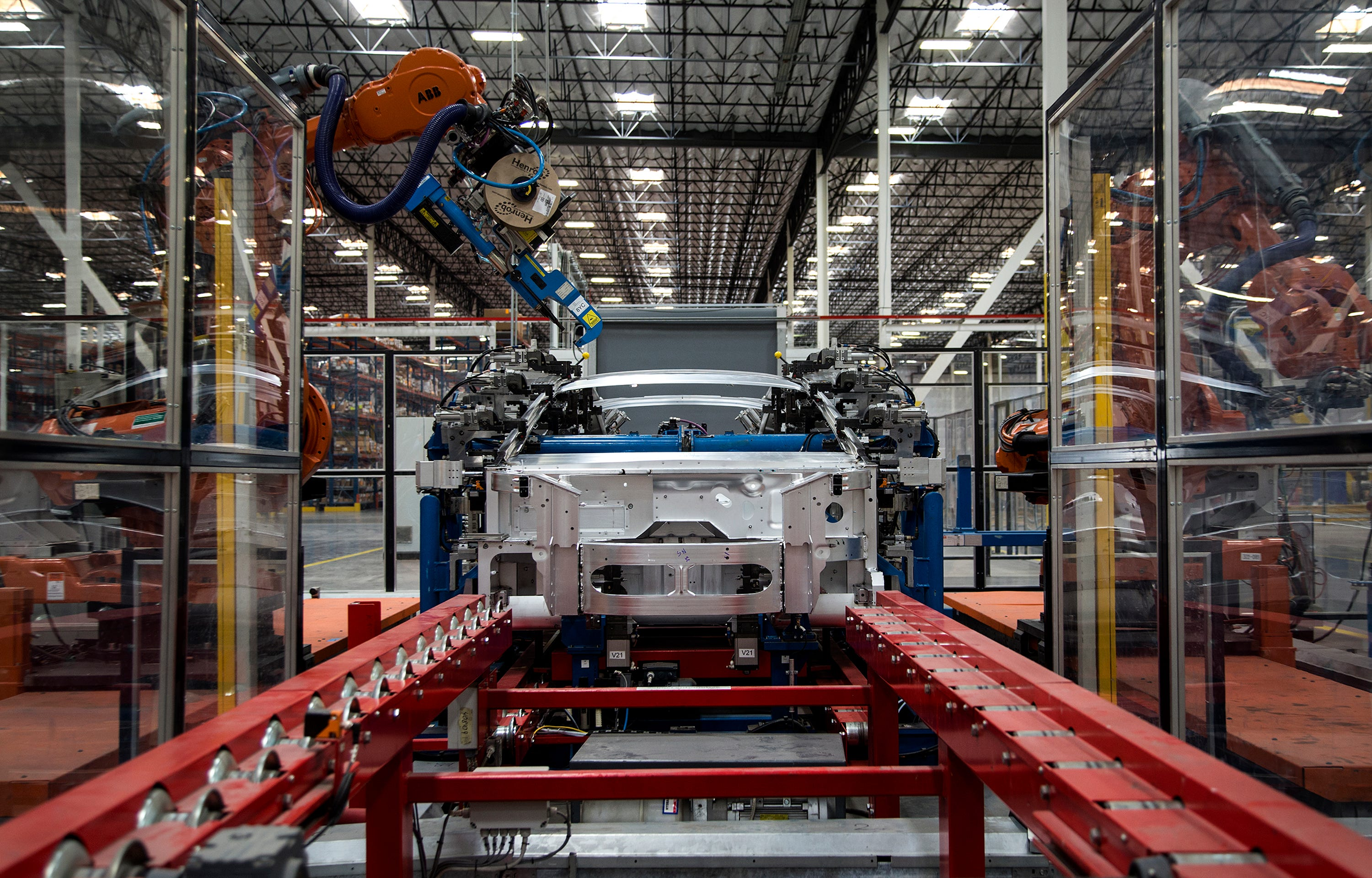 Karma Comes Around Again California S Newest Car Factory Aims To Rival Tesla